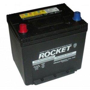 Аккумулятор Rocket SMF +50 70 (85D23)R (прямая полярность), Корея