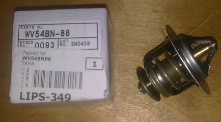 TAMA, термостат, WV54BN-88/21200-16A05/ CD17, Япония