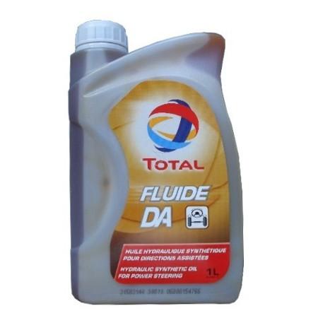 TOTAL, Fluide DA, синтетика, жидкость для ГУР, Citroen, Peugeot,1л, Франция