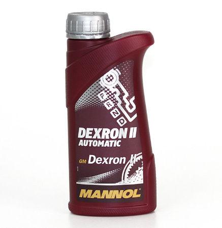 Mannol, Dexron II D, транс. жидкость ATF, 0,5л