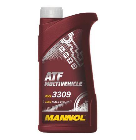 Mannol, Multivehicle ATF, трансмиссионая жидкость , 1л