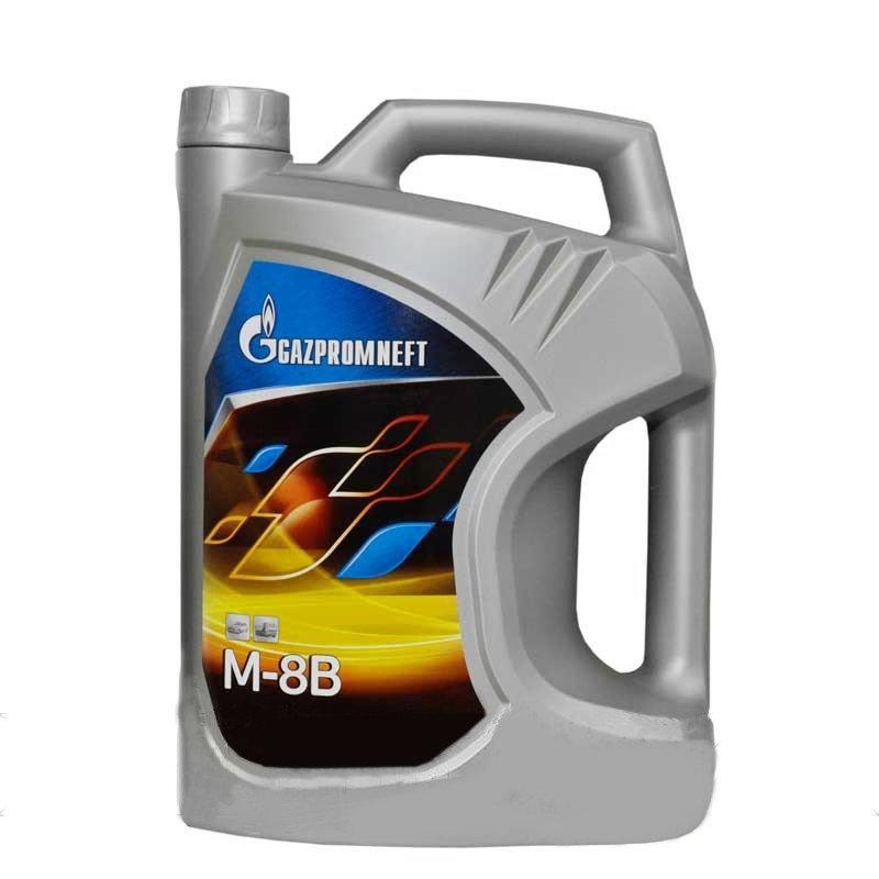 Gazpromneft М8В,  минеральное 5л, Россия