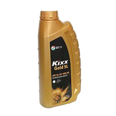 Kixx GOLD SL, 10W40,  полусинтетика, 1л, Корея