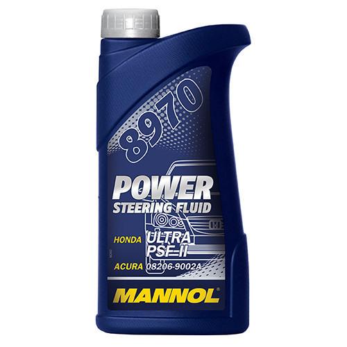 Mannol, жидкость для ГУР, PSF 8970 Honda and Acura, 0,5л
