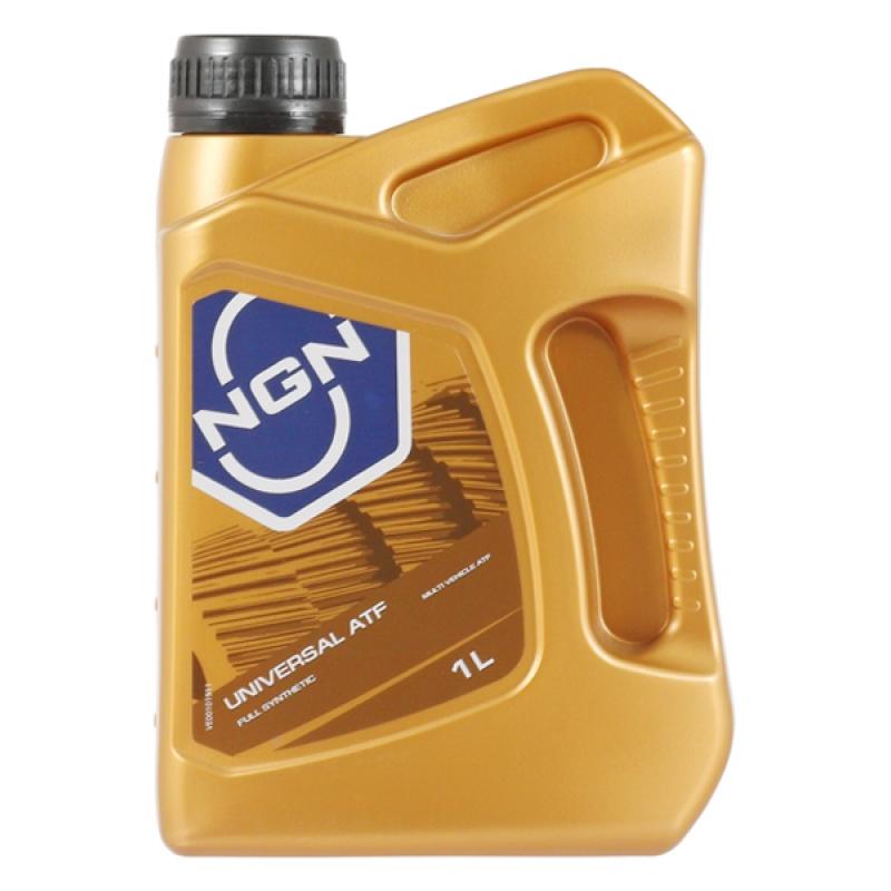 NGN, ATF UNIVERSAL , трансмиссионное масло для АКПП, минеральное, 1л, Нидерланды