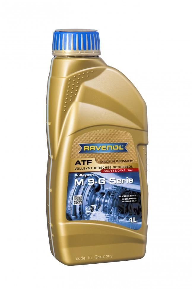 Ravenol ATF M 9-Serie (MB236.12, MB236.10), масло для АКПП, 1л, Германия