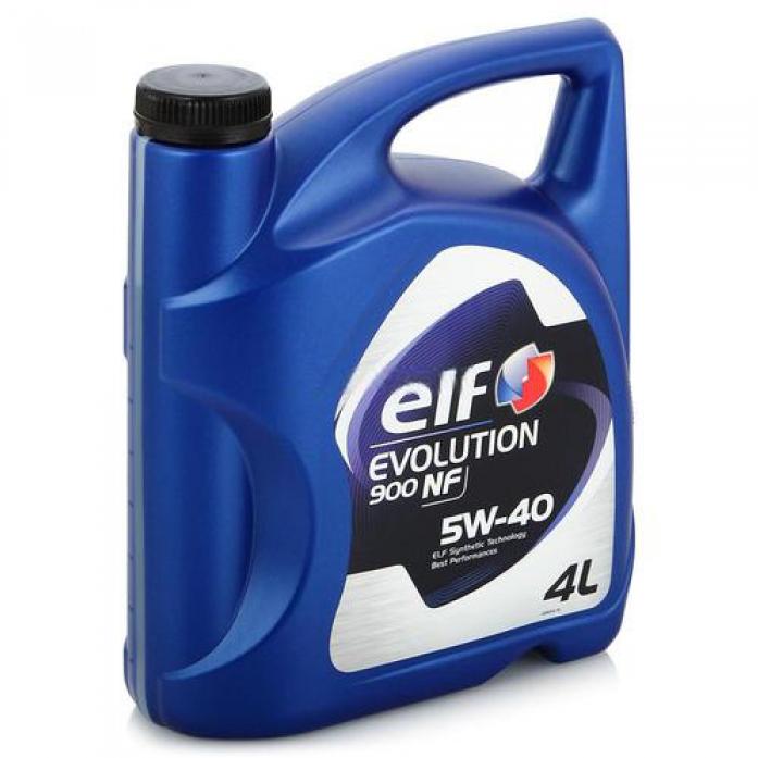ELF Evolution SXR, 5W-30, синтетика, 4л, ЕС