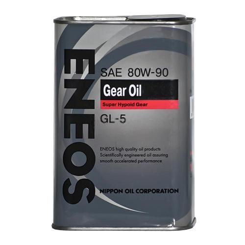 ЕNEOS GEAR, 80w-90, GL-5, трансмиссионное масло, минеральное, 4л, Япония