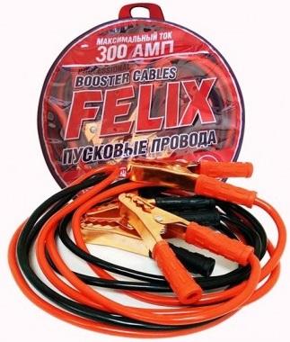 TC, провода пусковые FELIX 300А, (2,5м), г.Дзержинск
