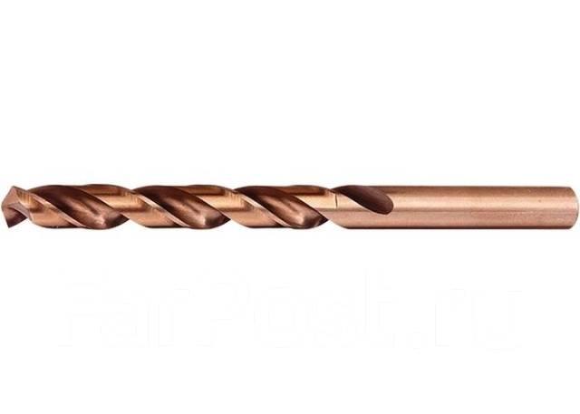 Matrix, Сверло по металлу, 4,5мм Кобальт, HSS Co-5%, 1шт.