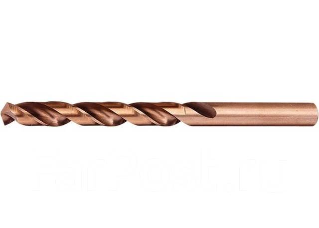 Matrix, Сверло по металлу, 5,5мм Кобальт, HSS Co-5%, 1шт.