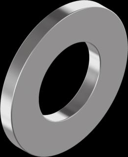 Шайба плоская D=4 мм, Сибртех