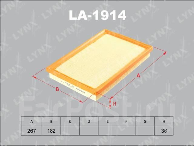 LYNX, фильтр воздушный, LA-1914/A1029, Япония