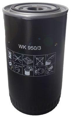 MANN, фильтр топливный,WK950/3/FC-232,  Германия