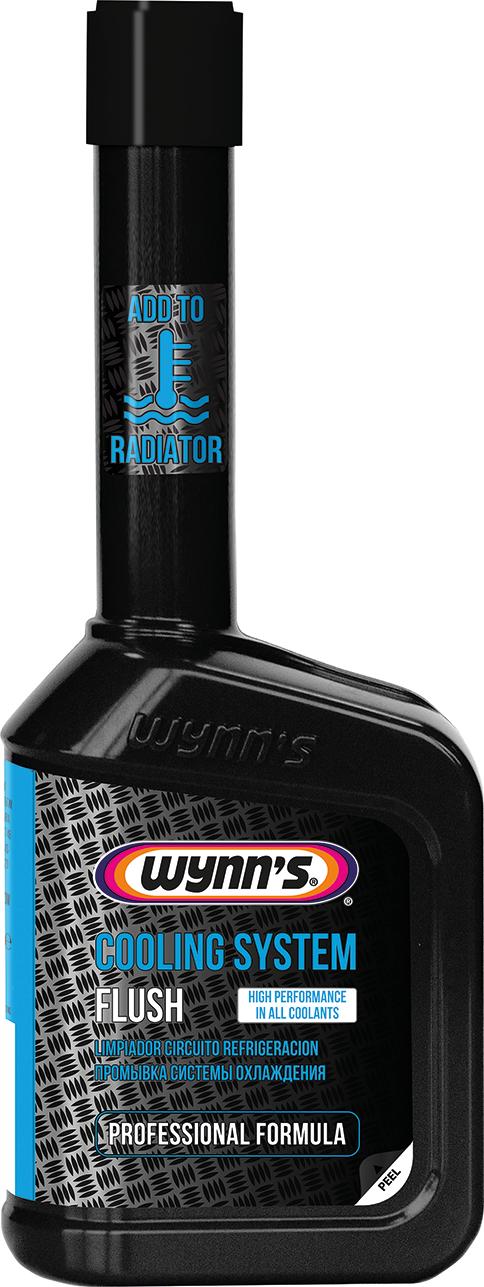 Wynn`s Cooling System Flush, Промывка системы охлаждения, 250мл, Бельгия