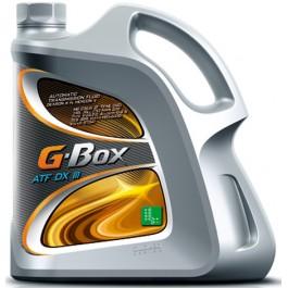 G-Energy G-BOX ATF DX III, масло для АКПП, полусинтетика, 4л, Италия