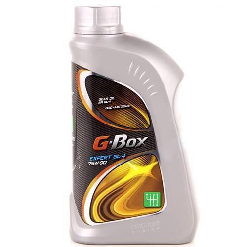 G-Energy G-BOX, 75w-90, GL-5, трансмиссионное, полусинтетика, 1л, Италия