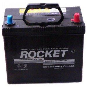 Аккумулятор Rocket SMF +50 90 (100D26)R (прямая полярность), Корея