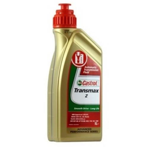 Castrol Transmax Z, 70W-80 GL-3/4, трансмиссионное масло, синтетика, 1л, Бельгия
