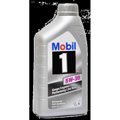 Mobil 1 Х1, 5W30, синтетика, 1л, EU