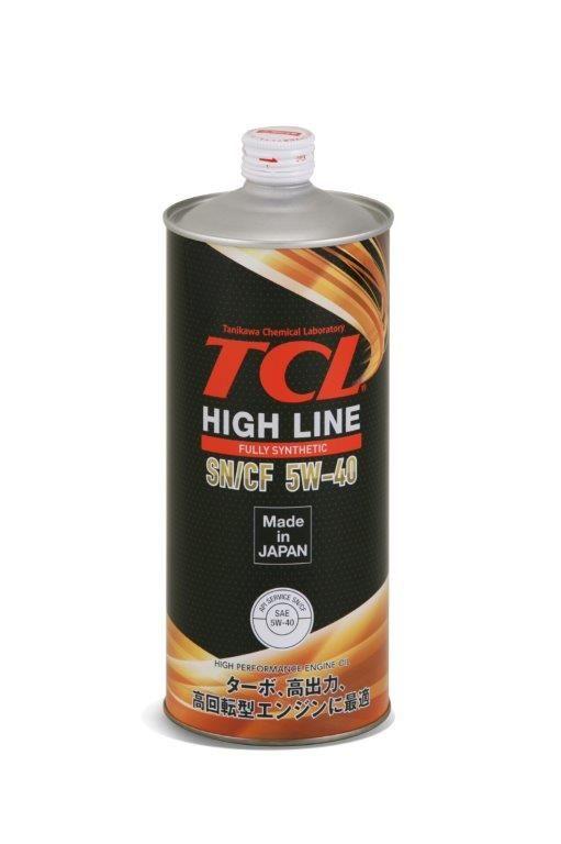 TCL High Line, 5W30, API SN/CF, моторное масло, синтетика, 1л, Япония