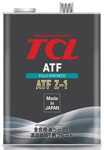 TCL ATF Z-1, для АКПП, синт, 4л, Япония