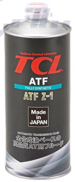 TCL ATF Z-1, для АКПП, синт, 1л, Япония
