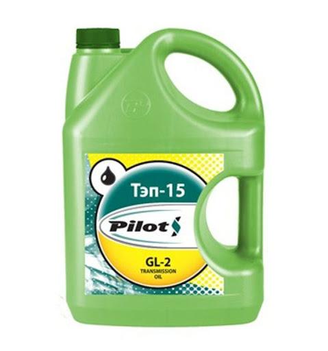 РILOT ТЭП-15 (нигрол) w90 GL-2 масло трансмиссионное, минеральное, 5л , г.Пермь