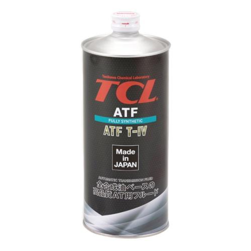 TCL ATF TYPE T-IV, для АКПП, синт, 1л, Япония