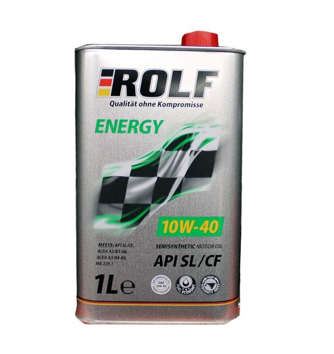 ROLF 10w40 Energy SL/CF 1 л.