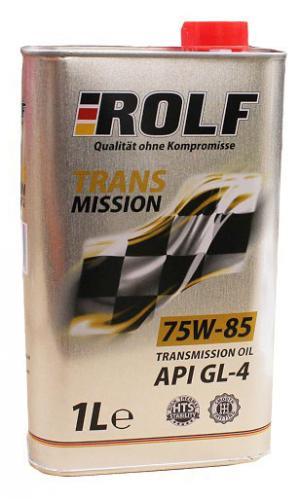 ROLF 75w85 GL-4 полусинтетика. 1 л