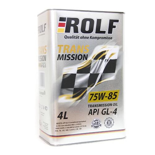 ROLF 75w85 GL-4 полусинтетика. 4 л
