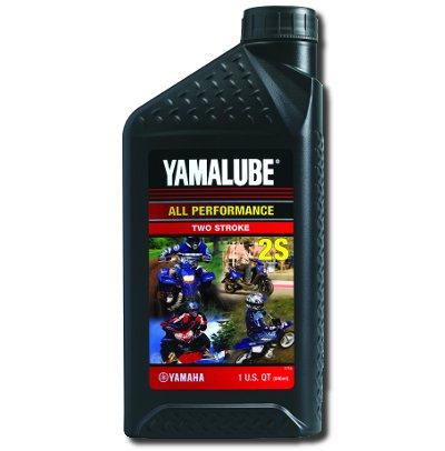 Yamalube 2S 2T полусинтетика для наземной техники 1л.. США