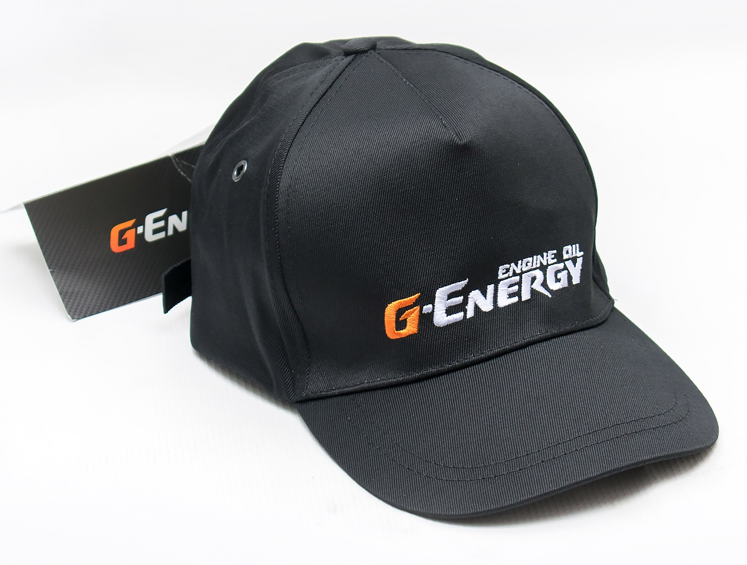 G-Energy. Бейсболка с логотипом