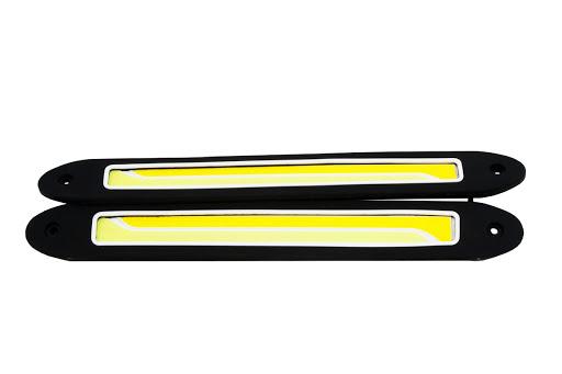 Ходовые огни KS 9 SMD 0,5w, линза гибкий корпус, 2шт.