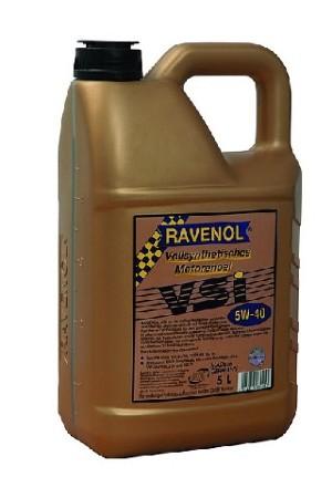 Ravenol VSI, 5w-40, SL/CF, синтетика, 5л, Германия