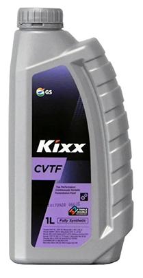 Kixx CVTF , трансмиссионное масло, для вариатора, синтетика, 1л, Корея