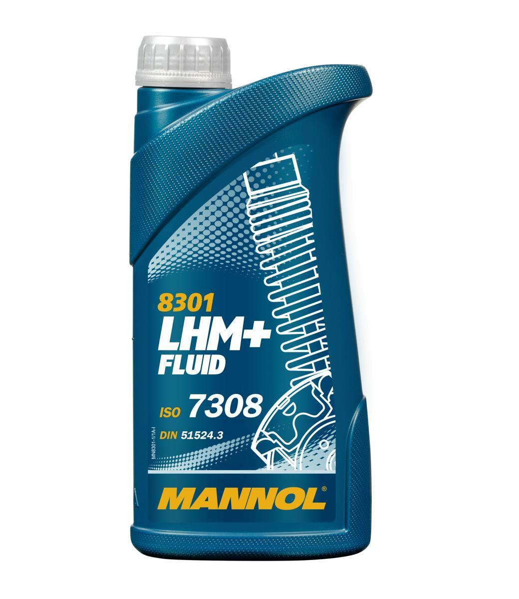 Mannol, Жидкость для ГУР LHM+Fluid 1л 2003