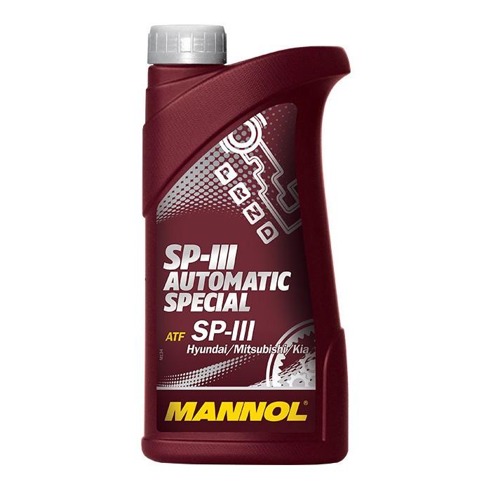 Mannol, SP-III ATF, трансмиссионная жидкость , 1л