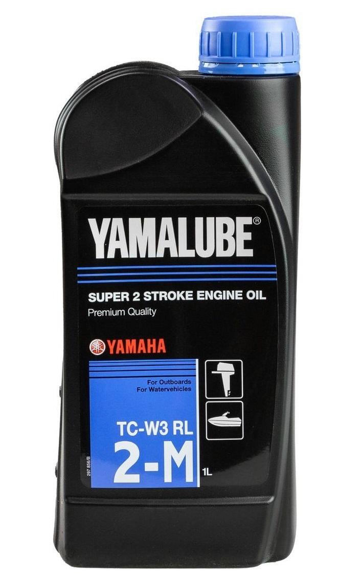 Yamalube 2T Marine Mineral Oil, минеральное 1л. г. Сингапур
