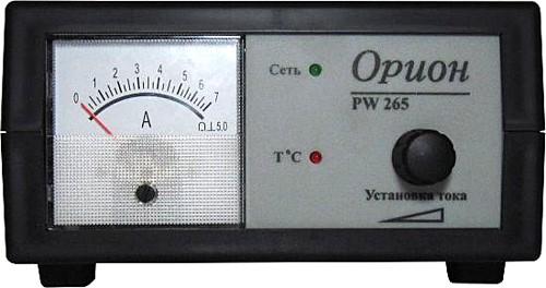 Зарядное устройство Орион PW265 для аккумуляторов