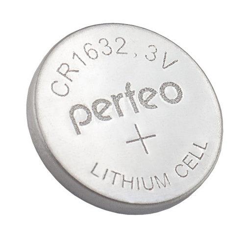 Батарейка, PERFEO 1632 СR 5V, Батарейка для сигнализ.(1шт.)
