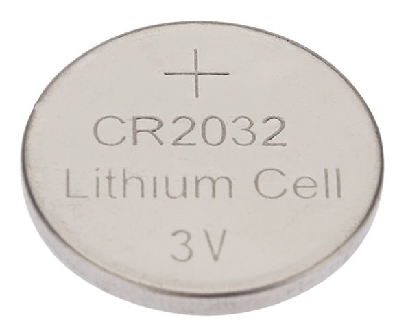 Rexant CR2032 (3V, 220 mAh), литиевая батарейка, в блистере 5шт