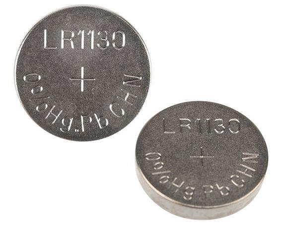 Rexant, Батарейка LR54, AG10, LR1130. G10 189 (1шт.)