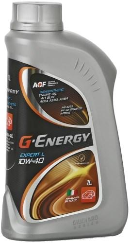 G-Energy EXPERT L, 10W-40,  полусинтетика, 1л, Россия