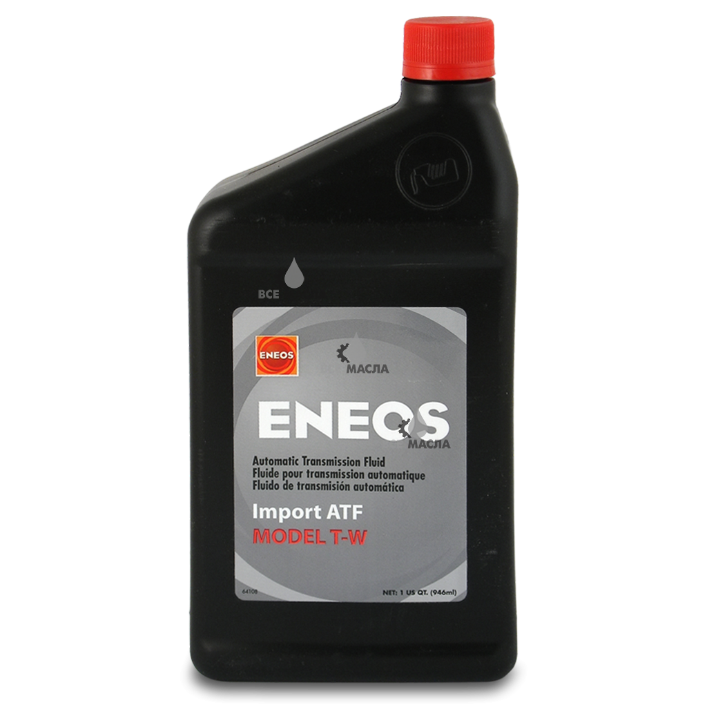 ENEOS ATF Model T-W(WS), масло для АКПП, синтетика, 1л, Япония