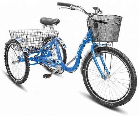 STELS Велосипед Energy-IV  24» (15.5» Синий), арт. V020