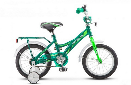 STELS Велосипед ORION 18» Talisman (12» Зеленый) арт.Z010