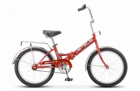 STELS Велосипед Pilot-310 20» (13» Оранжевый), арт. Z011