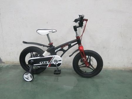 Велосипед 16» Rook City, черный KMC160BK